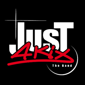 Just 4 kix logo reversed
