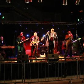 The g men soul band headline the rotherham real ale and music festival at the magna