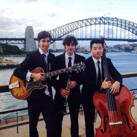 Gig at the opera house