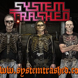 System trashed sticker