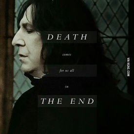 Rip to this legend alan rickman you are forever in our hearts