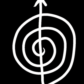 N tro p spiral and arrow