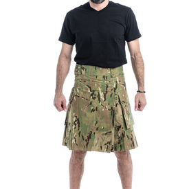Tactical utility kilt