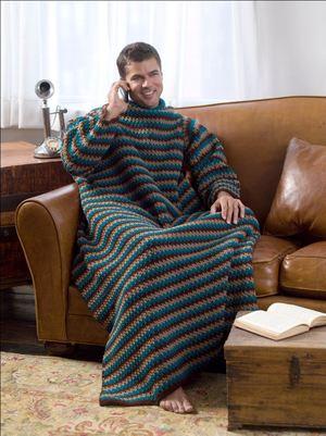 Snuggle Afghan Pattern