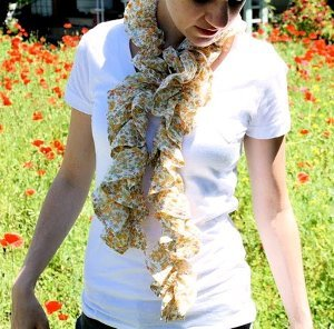 23 Ways to Learn How to Sew a Scarf + 7 New Infinity Scarf Patterns