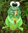 32 Recycled Crafts for Kids