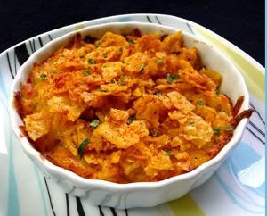 Crunchy Tater Tot Casserole