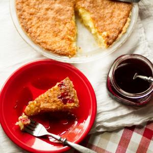 Mary's Buttermilk Pie