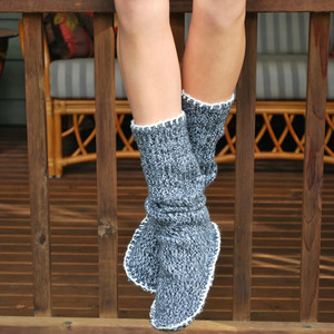 The Easiest Slipper Booties You Will Ever Make