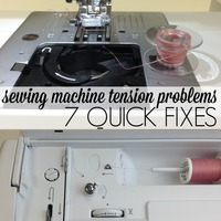 Sewing Machine Thread Tension Problems
