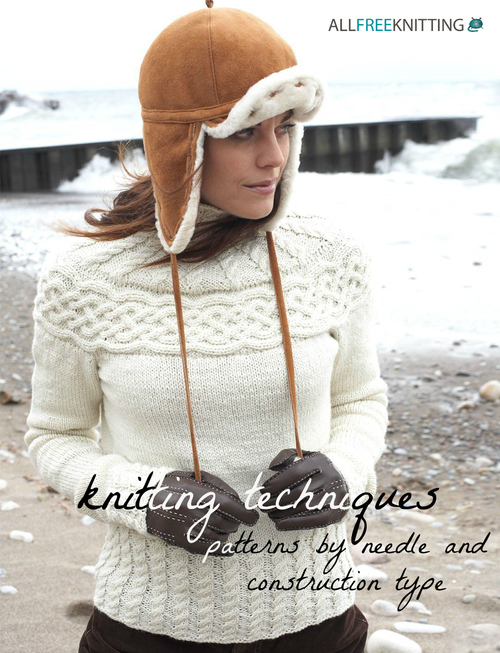Knitting Techniques And Patterns : Knitting techniques patterns by needle and