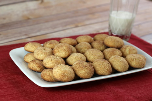Mr Food Cake Mix Snickerdoodles