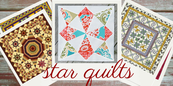 Star Quilt Patterns: Free Block Designs and Quilt Ideas