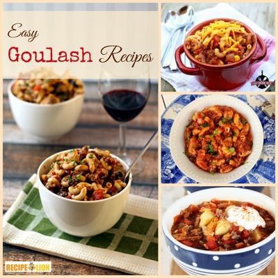 26 Easy Goulash Recipes