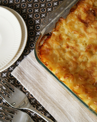 Momma's Baked Macaroni and Cheese