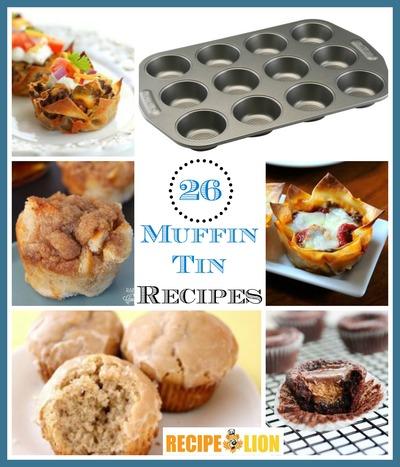 26 Easy Muffin Tin Recipes