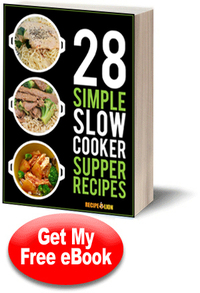 28 Simple Slow Cooker Suppers