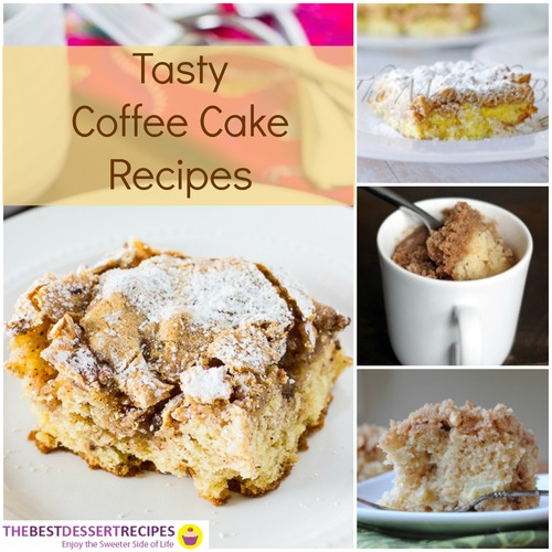 easy cake recipes 10 tasty coffee cake recipes