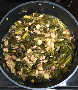 How to Cook Collard Green
