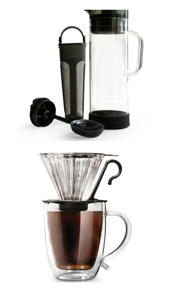Primula Pour Over Coffee Maker and Cold Brew Iced Coffee Maker Review RecipeLion.com