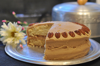 Old-Fashioned Caramel Layer Cake