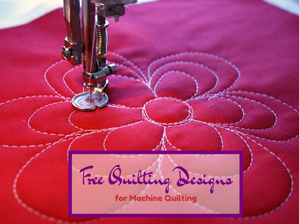 17 Free Quilting Designs For Machine Quilting Favequilts Com