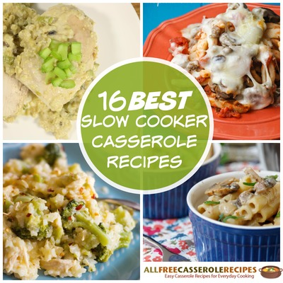 Best Slow Cooker Casserole Recipes