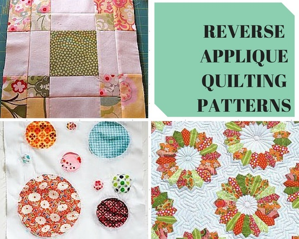 Reverse Applique Quilting Patterns | FaveQuilts.com