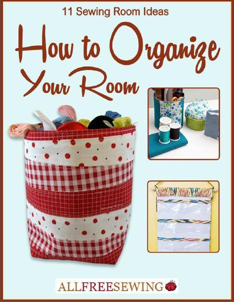 11 Sewing Room Ideas