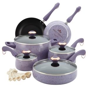 Paula Deen 15-Piece Cookware Set