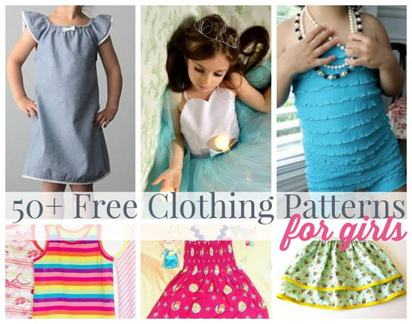 Sewing Patterns for Girls