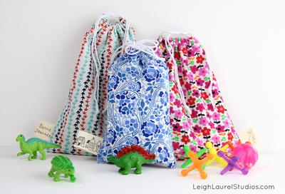 How To Make A Drawstring Bag Tutorials And