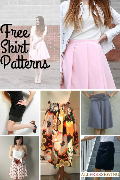 Free Skirt Patterns