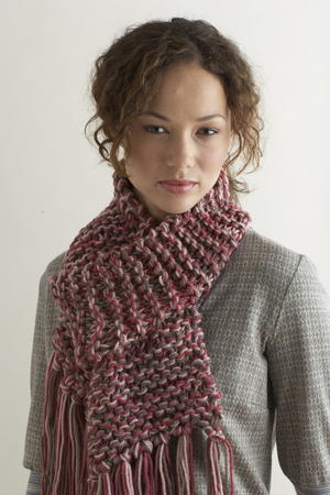Knit Two Hour or Less Scarf