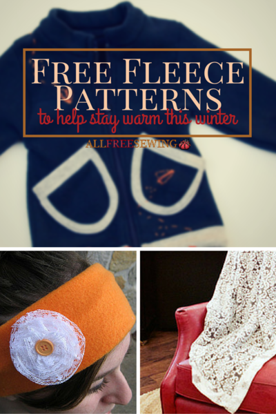 Free Fleece Patterns