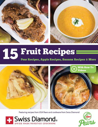 FREE 15 Fruit Recipes eCookboo...