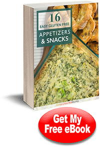 14 Easy Gluten Free Appetizers and Snacks