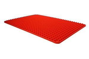Dexas Elevated Silicone Cooking Mat