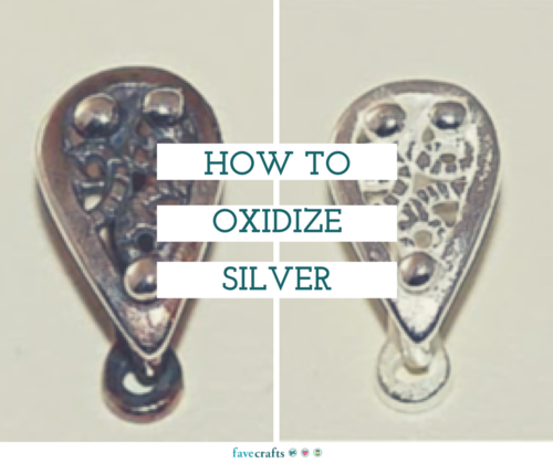 How to Oxidize Silver