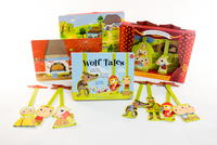 Creative Wolf Tales Read and Play Puppet Theater Giveaway