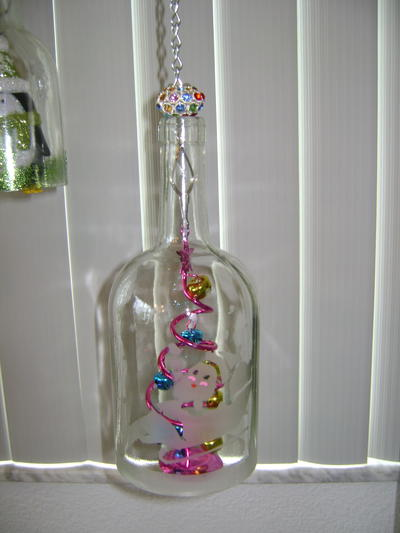 Windchime Wonder Christmas Ornament
