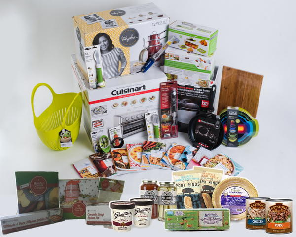 Grand Prize Giveaway