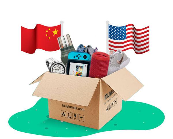 Lanzamiento - Llegó China! A nuestro extenso catálogo de USA, se suman millones de productos de China