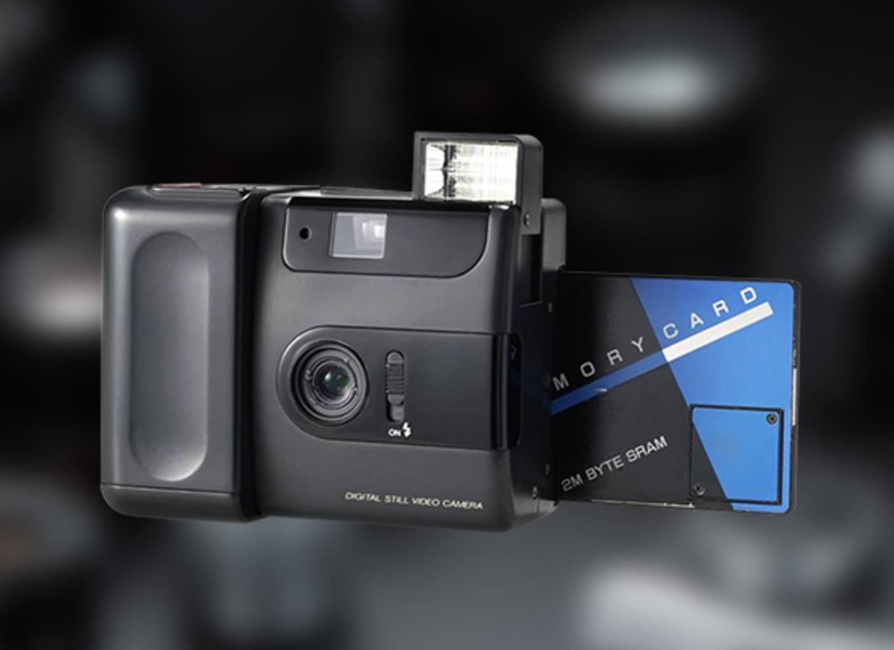 ad588d8dfa Evolução das câmeras fotográficas digitais  da primeira Kodak à ...