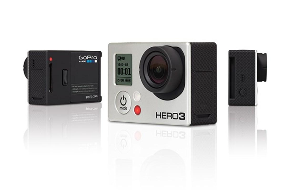a0096c654a 08. Go Pro Hero - 2007  essas mini câmeras inovaram o jeito de registrar  viagens e aventuras e já foram até para o espaço!