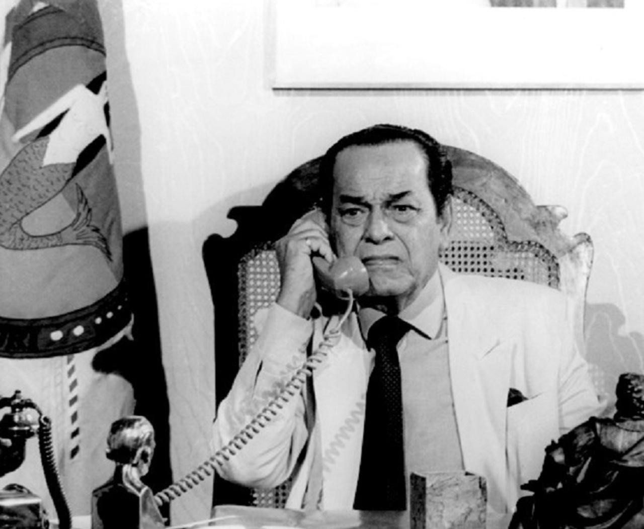 fcd1b1ff1c 04. Odorico Paraguaçu (Paulo Gracindo) era um político que fez de tudo para  inaugurar o cemitério em O Bem Amado