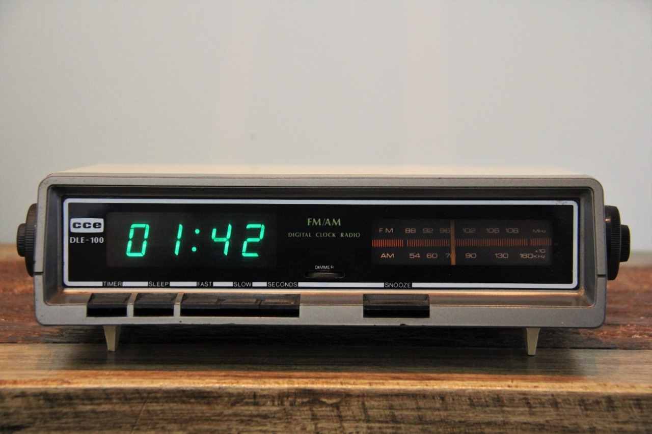 bf6d3b07519 Rádio Relógio Cce DLE-100 dos Anos 70. Fotos  Reprodução Mercado  Livre Youtube Audiorama Propaganda em Revista Propagandas