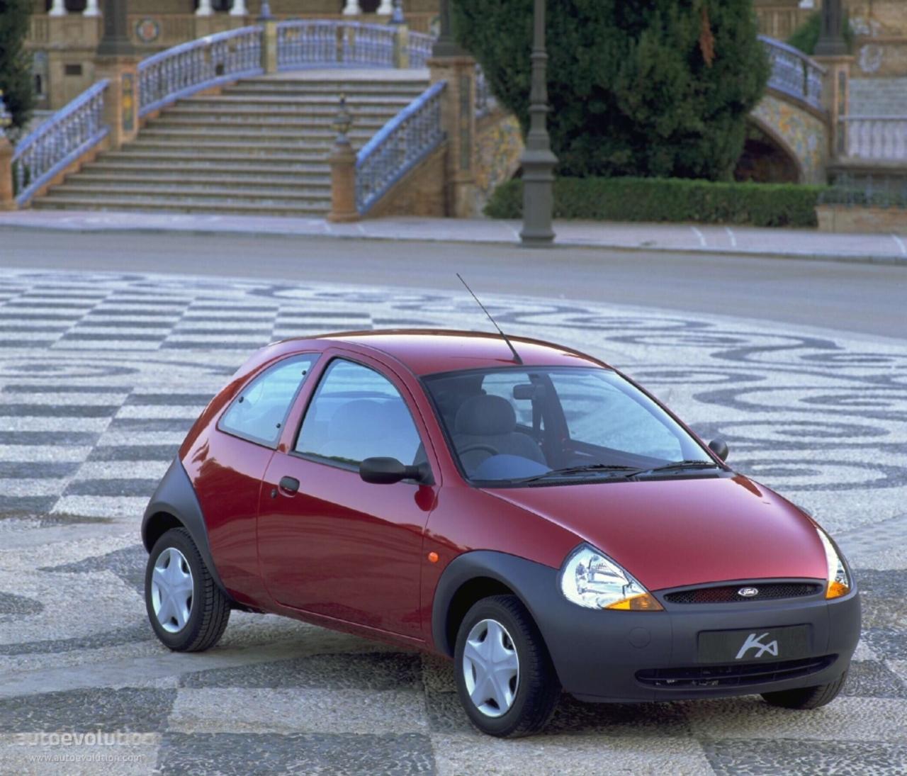 Ford Ka 1997 - Muzeez