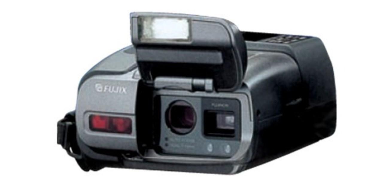 9e60fde74f DS-200F - Fuji (1993)  essa máquina tinha um tipo de memória em estado  sólido