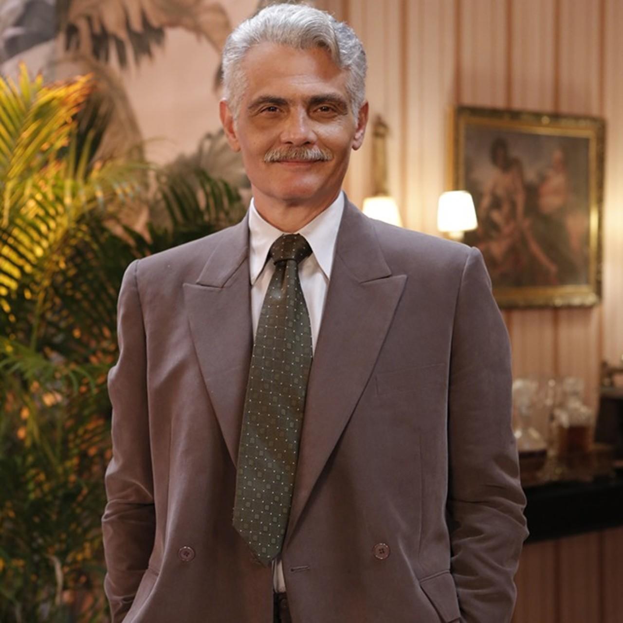 4414093853b40 05. Augusto Ivan da Silva Canhedo foi interpretado por Tarcísio Filho.